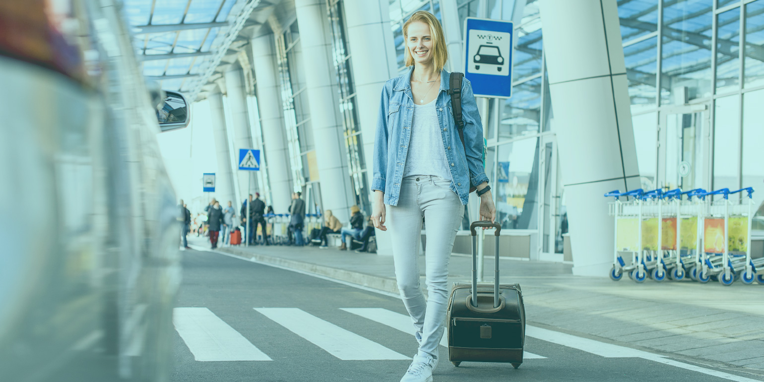 San Diego International Airport uses Veovo to Help Travelers Get a Taxi Faster