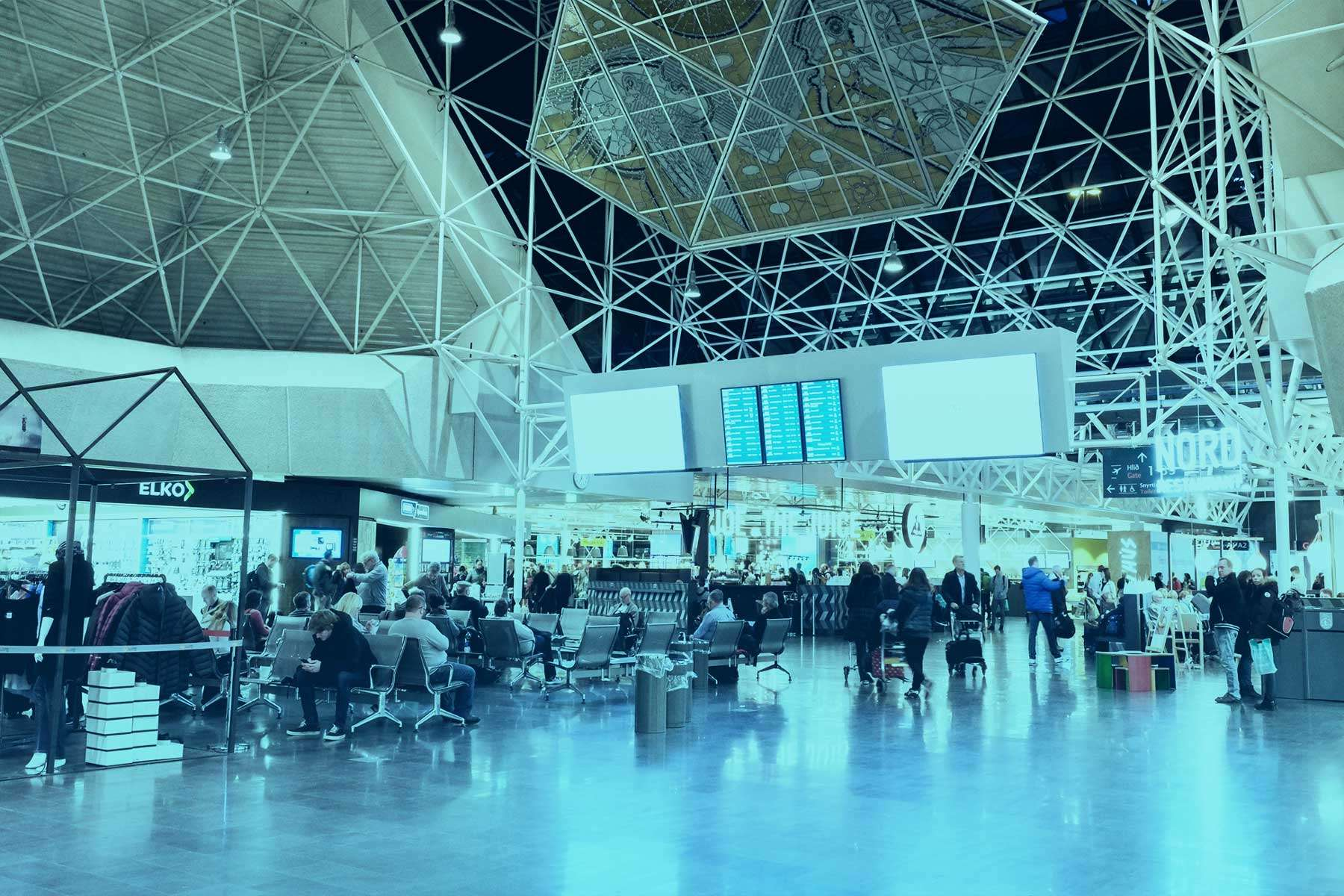 Keflavik Expands Veovo Solution for Airport-wide Passenger Flow Visibility to Ensure Smooth Travel